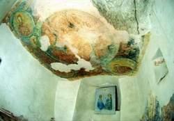 Стенописна украса от параклиса