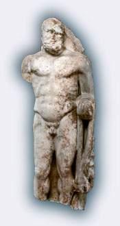 Статуя на Херакъл